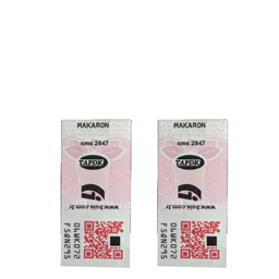 Invisible QR code anti-counterfeiting label Tobacco and alcohol anti-counterfeiting tax label